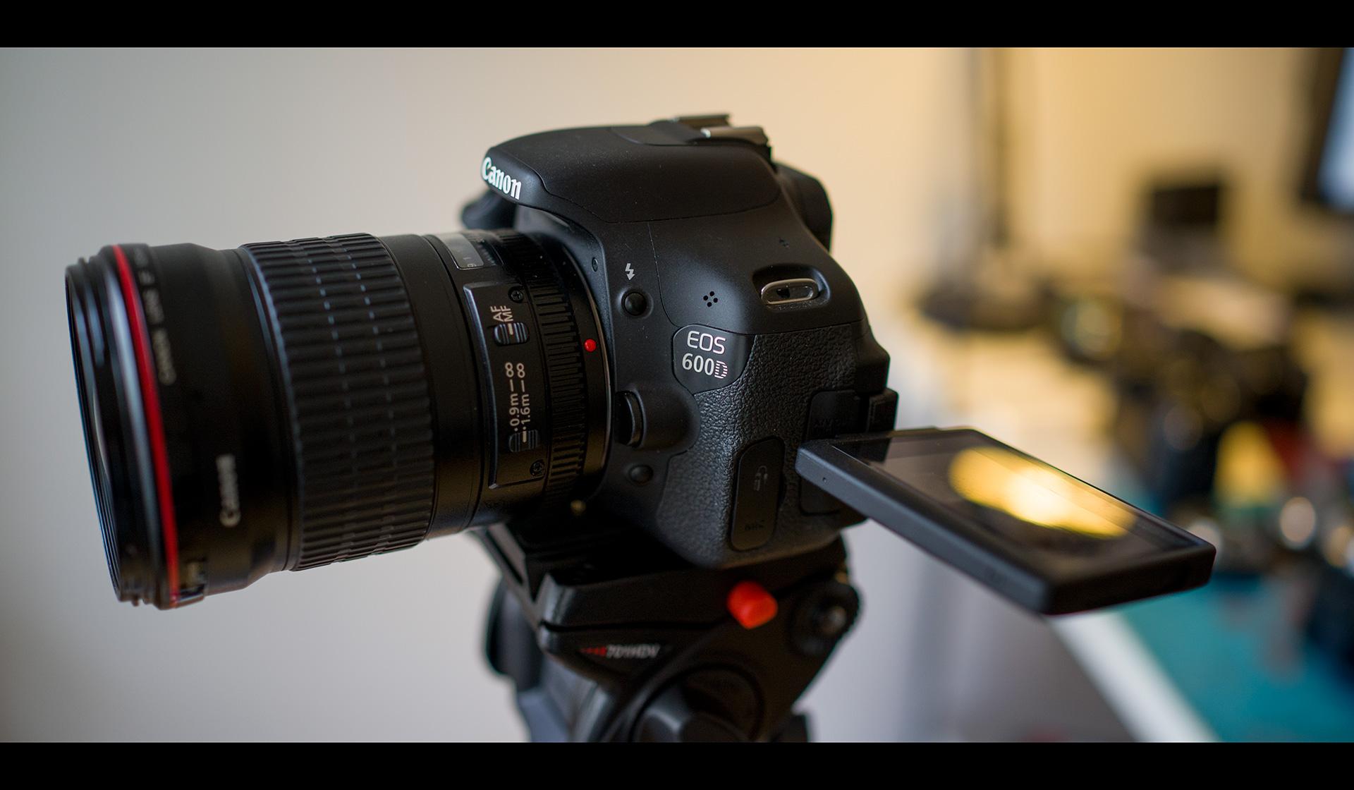 как сделать фото черно белым на фотоаппаратах canon